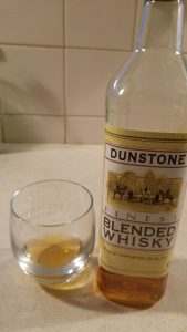 Dunstone Finest Blended Whisky
