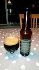 Raasted Imperial Oatmeal Whiskey Stout