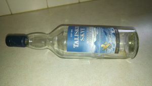 Talisker Skye bottle kill