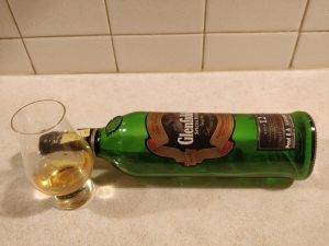 Glenfiddich Special Reserve 12 Year Old bottle kill