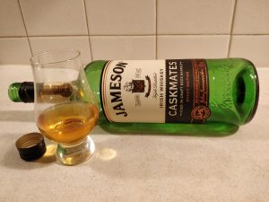 Jameson Caskmates Stout Edition bottle kill