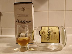 Dalwhinnie 15 Year Old bottle kill