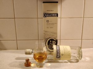Cragganmore 12 Year Old bottle kill
