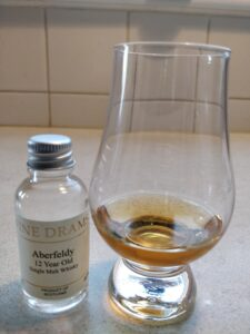 Aberfeldy 12 Year Old - Sample