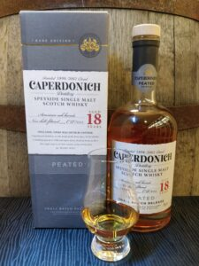 Caperdonich 18 Year Old Peated