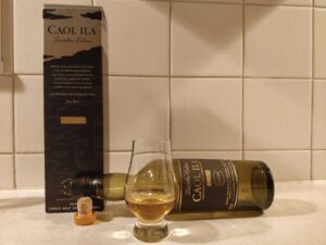Caol Ila Distillers Edition bottle kill