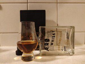 Ærø Whisky Standard Issue bottle kill