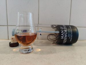 Annandale Man O'Sword bottle kill