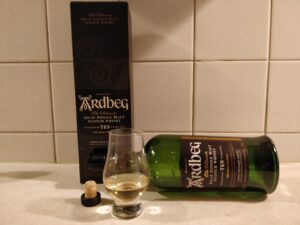 Ardbeg Ten bottle kill