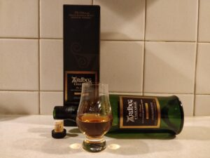 Ardbeg Uigeadail bottle kill