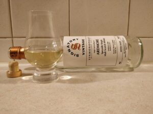 Ardmore Vinmonopolet Distillery No. 21 bottle kill