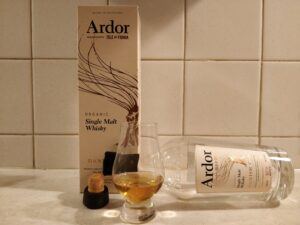 Ardor Danish Oak bottle kill