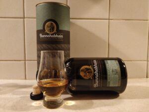 Bunnahabhain Stiùireadair bottle kill