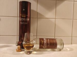 Clynelish Distillers Edition bottle kill