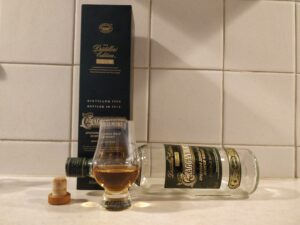 Cragganmore Distillers Edition bottle kill