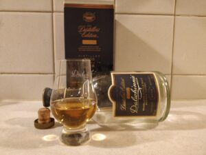 Dalwhinnie Distillers Edition bottle kill