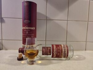 GlenDronach 12 Year Old bottle kill