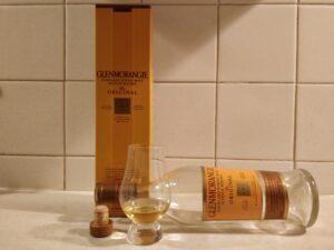 Glenmorangie The Original bottle kill