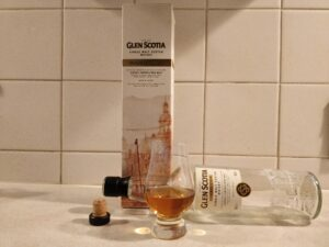 Glen Scotia Double Cask bottle kill