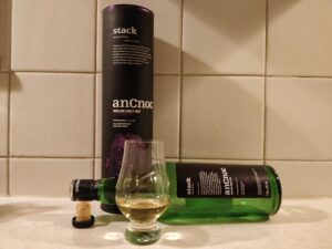 Knockdhu anCnoc Stack bottle kill