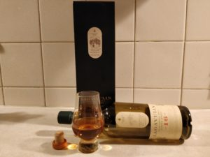Lagavulin 16 Year Old bottle kill