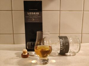 Ledaig 10 Year Old bottle kill