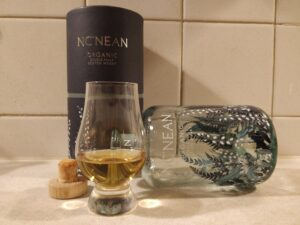 Nc'nean Organic Single Malt bottle kill