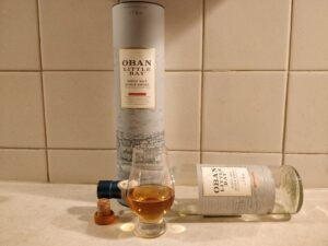 Oban Little Bay bottle kill