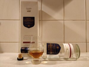 Royal Lochnagar Distillers Edition bottle kill