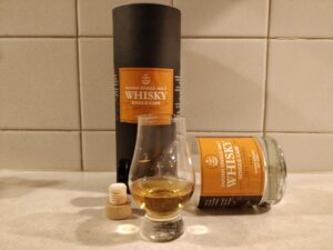 Spirit of Aarhus Cask nr. 3 bottle kill