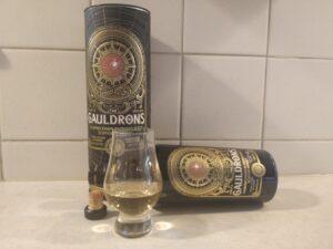 The Gauldrons bottle kill