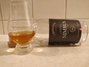 Trolden Nimbus Cask No 5 bottle kill