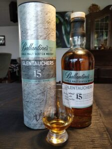 Glentauchers 15 Year Old