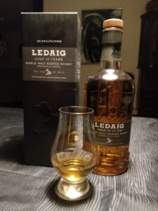 Ledaig 10 Year Old