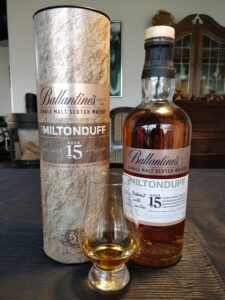 Miltonduff 15 Year Old