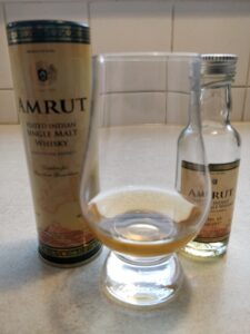 Amrut Peated - Miniature