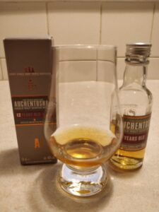 Auchentoshan 12 Year Old - Miniature