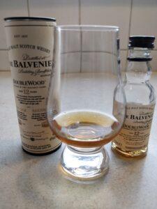 Balvenie DoubleWood 12 Year Old - Miniature