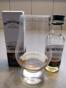 Bowmore 12 Year Old - Miniature