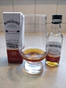 Bowmore 15 Year Old - Miniature