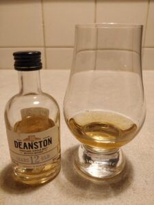 Deanston 12 Year Old - Miniature