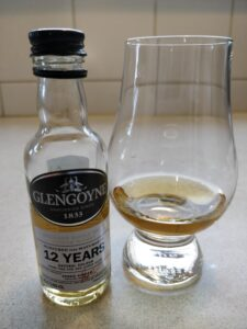 Glengoyne 12 Year Old - Miniature