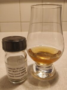 Ardmore 10 Year Old - Sample