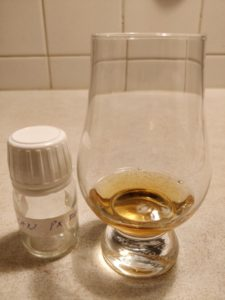 Arran PX Finish - Sample