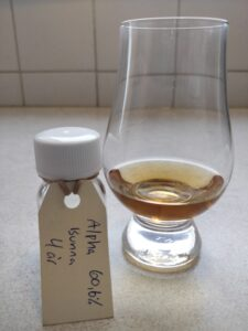 Bunnahabhain Staoisha 4 Year Old Alpha - Sample