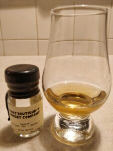 Cambus 25 Year Old - Sample