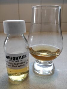 Caol Ila 9 Year Old Phi - Sample