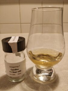 Cardhu 11 Year Old 2020 Special Releases - Sample