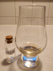 Cardhu 14 Year Old - Rare by Nature - Sample