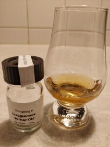 Cragganmore 20 Year Old 2020 Special Releases - Sample